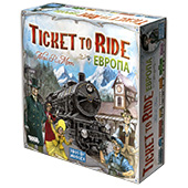 Фотография Билет на поезд: Европа (Ticket to Ride: Europe) (рус) [=city]